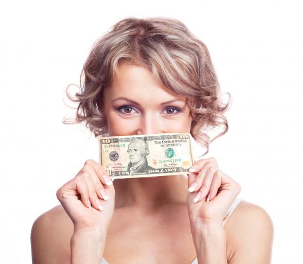 money-women